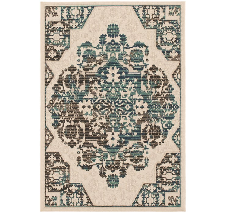 160cm x 230cm Outdoor Traditional Rug