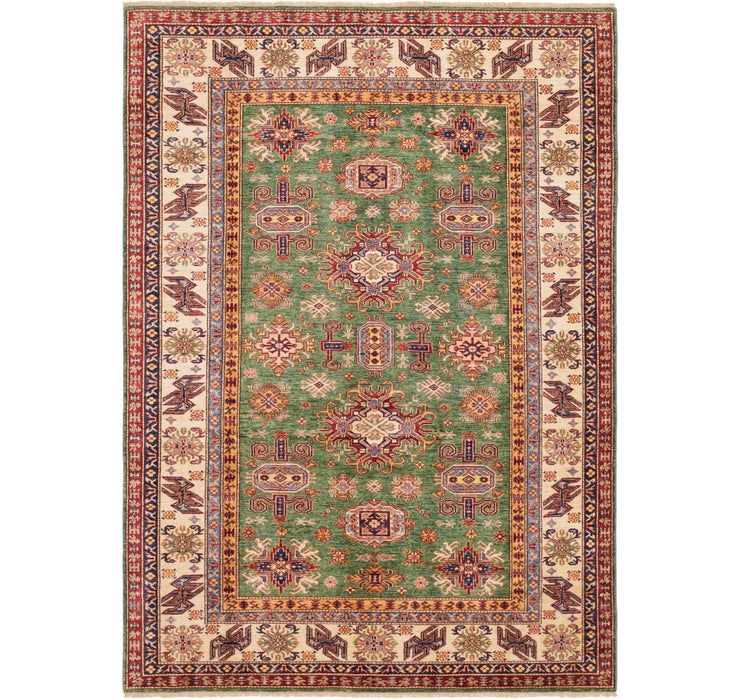 203cm x 290cm Kazak Oriental Rug