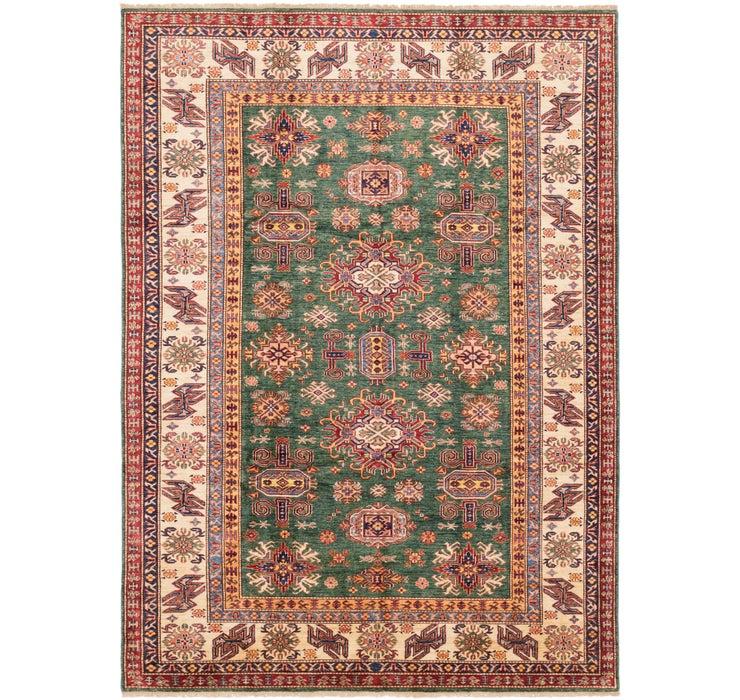205cm x 295cm Kazak Oriental Rug