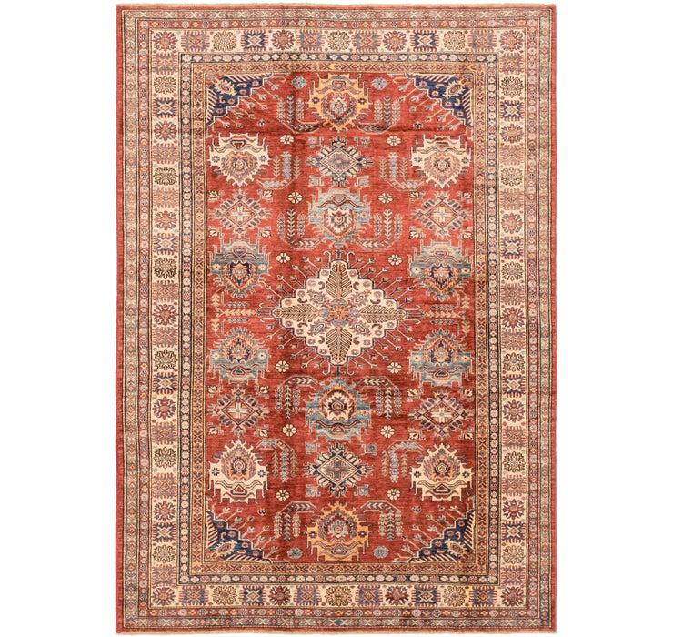 Image of 6' 9 x 9' 10 Kazak Oriental Rug