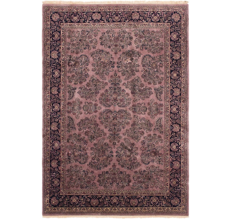 208cm x 300cm Sarough Rug