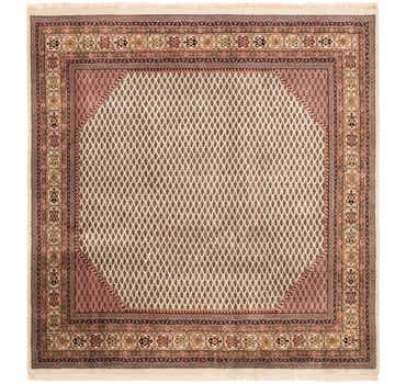 Image of 6' 8 x 6' 10 Mir Square Rug