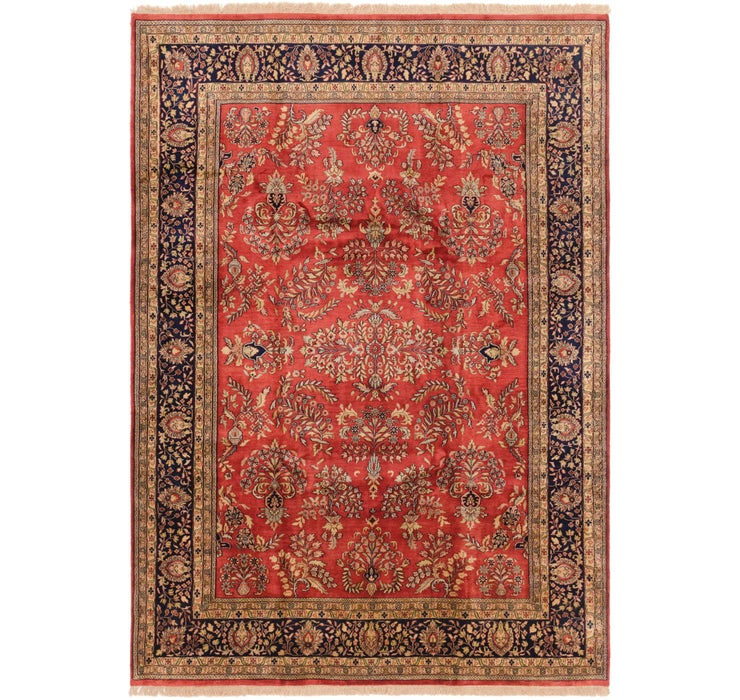 8' 2 x 11' 8 Sarough Oriental Rug