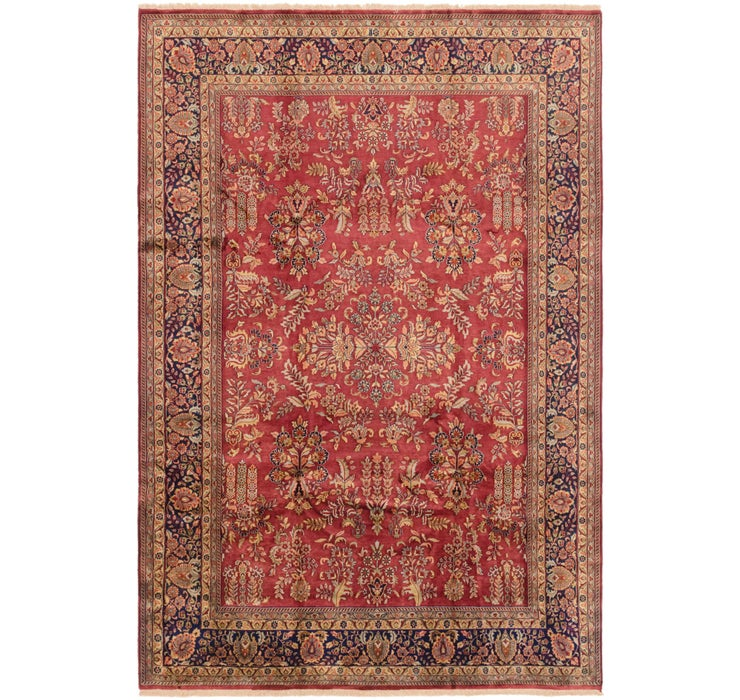 245cm x 355cm Sarough Rug