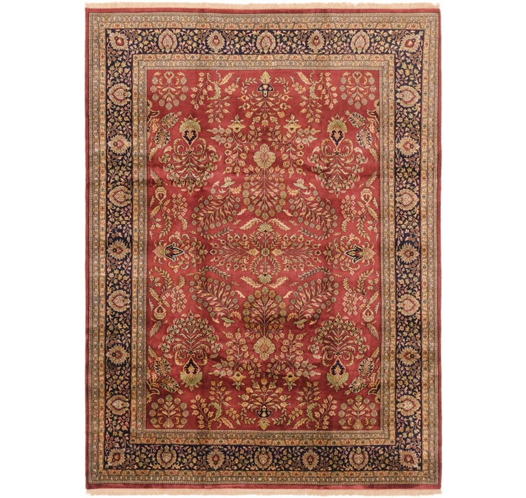 8' 4 x 11' 4 Sarough Rug