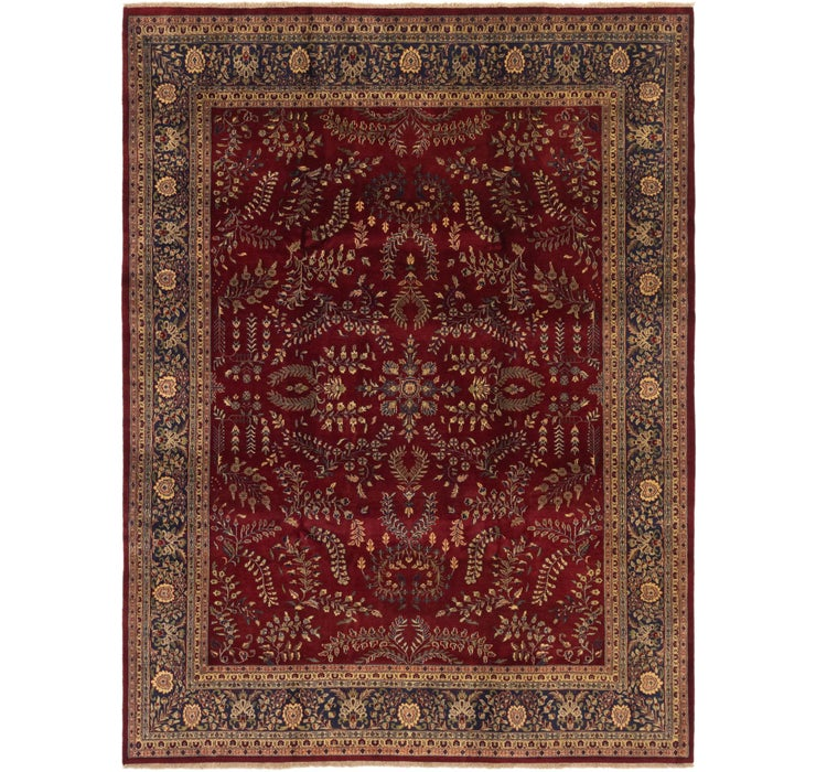 250cm x 330cm Sarough Oriental Rug