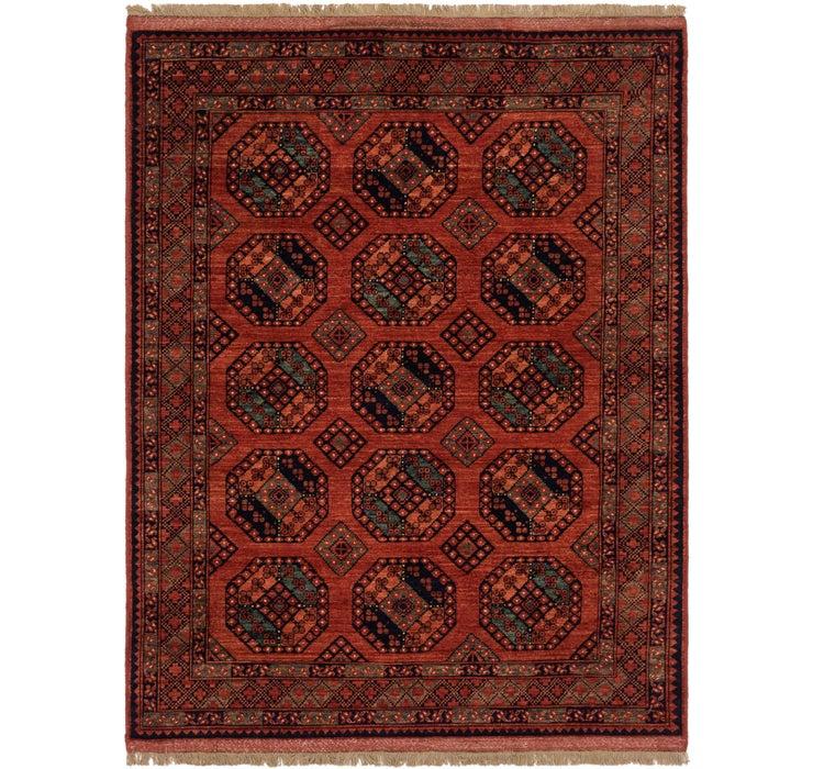 183cm x 245cm Afghan Ersari Rug