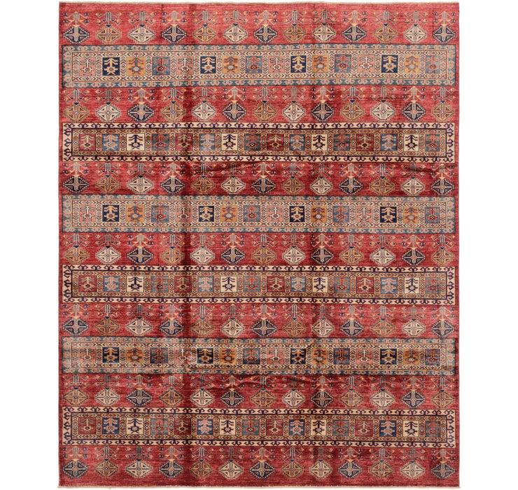 8' 2 x 10' Kazak Oriental Rug