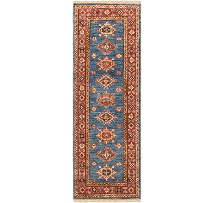 2' 7 x 5' 10 Kazak Oriental Runner Rug