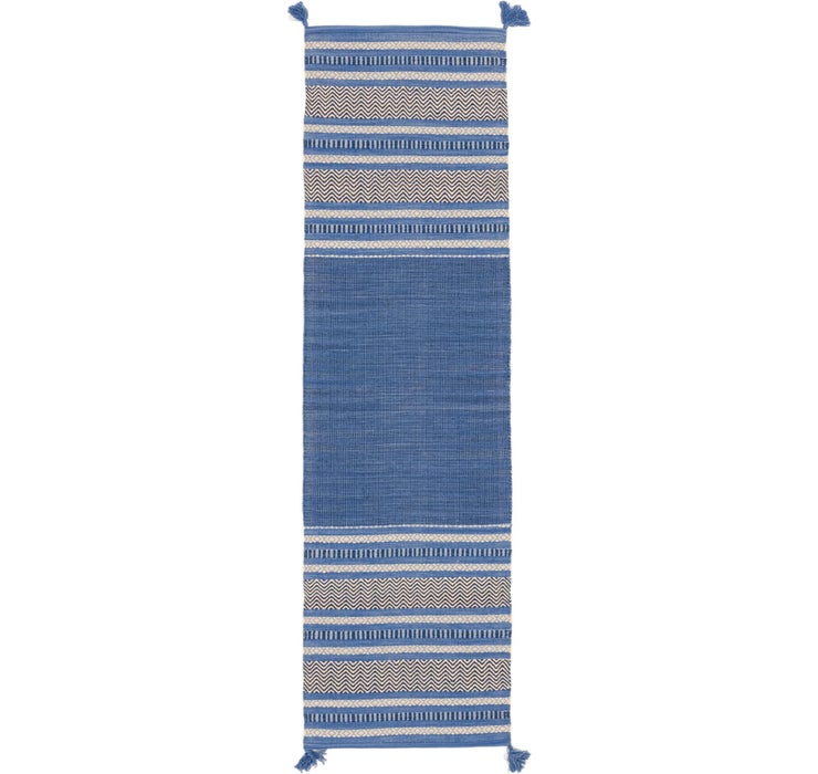 70cm x 245cm Chindi Cotton Runner Rug