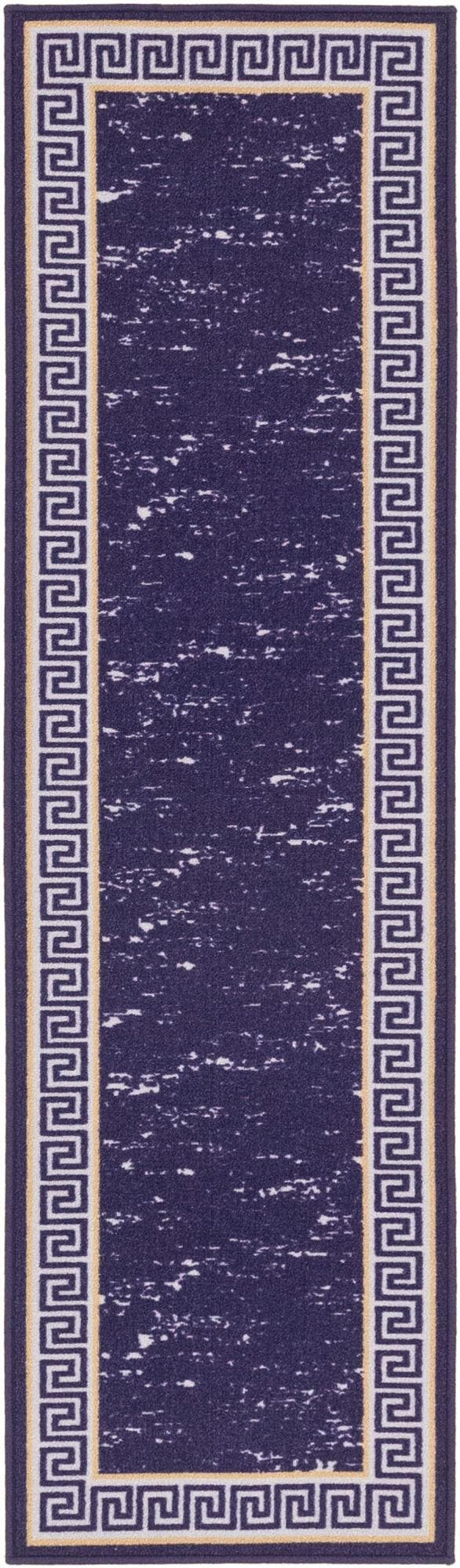 1' 10 x 6' 10 Greek Key Runner Rug main image