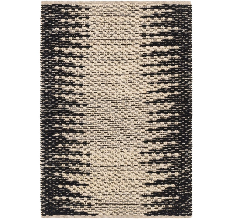 117cm x 168cm Chindi Cotton Rug