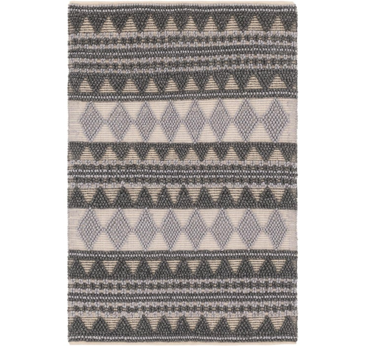 127cm x 183cm Chindi Cotton Rug