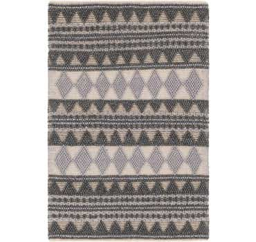 4' 2 x 6' Chindi Cotton Rug