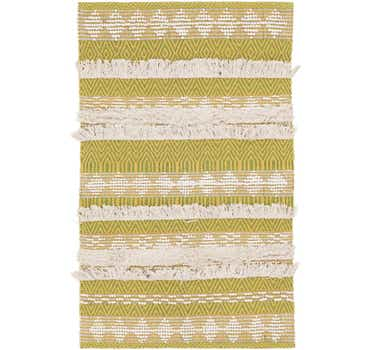 3' 10 x 6' 4 Chindi Cotton Rug
