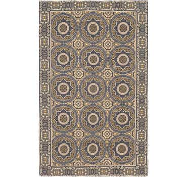 5' x 8' 2 Chindi Cotton Rug