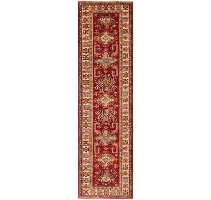 115cm x 305cm Kazak Oriental Runner Rug