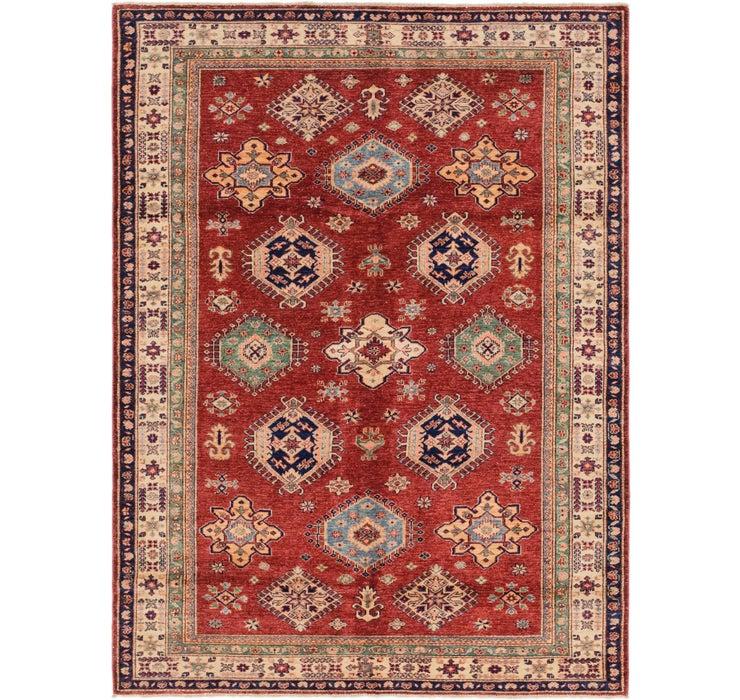 5' 7 x 7' 6 Kazak Oriental Rug