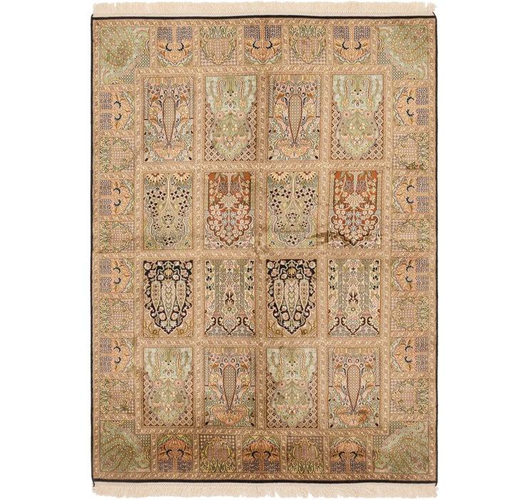 5' 2 x 7' 5 Kashmir Oriental Rug