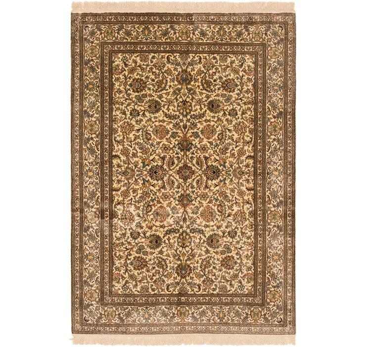 125cm x 183cm Kashmir Oriental Rug