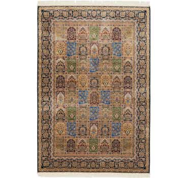 Image of  6' 7 x 9' 10 Dynasty Rug