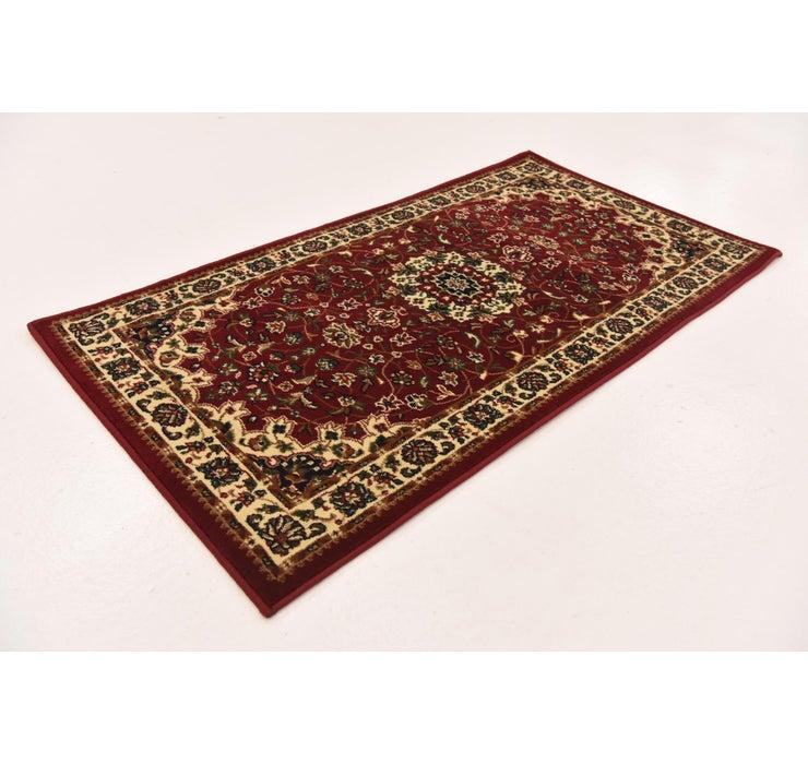 2' 8 x 5' Kashan Design Rug