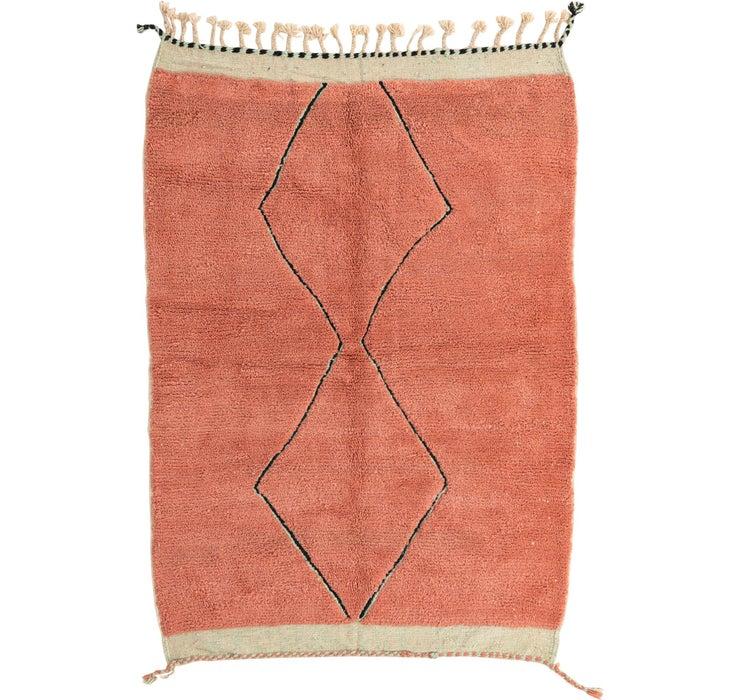 173cm x 245cm Moroccan Rug