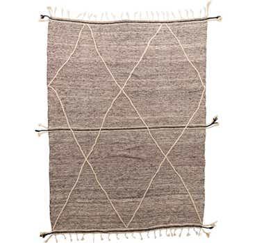10' x 13' 3 Moroccan Rug