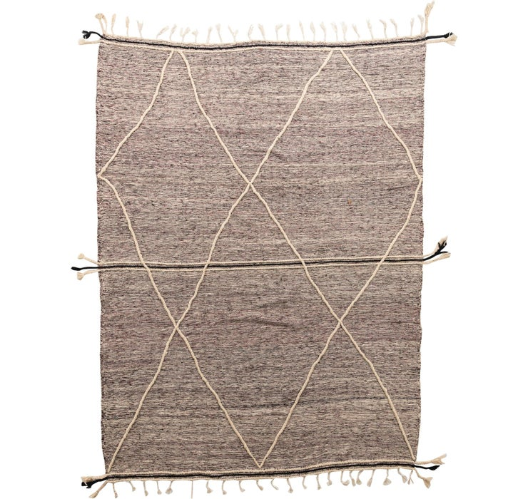 Image of 10' x 13' 3 Moroccan Rug