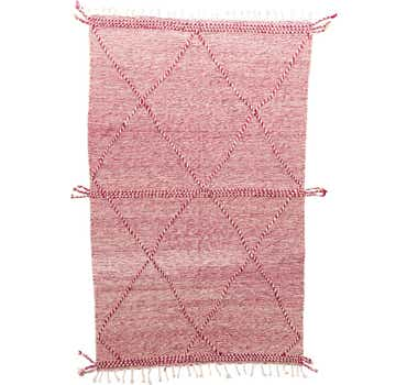 6' 2 x 9' 10 Moroccan Rug