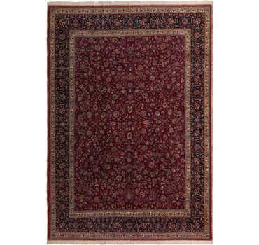 Image of  11' 6 x 16' 2 Mashad Persian Rug
