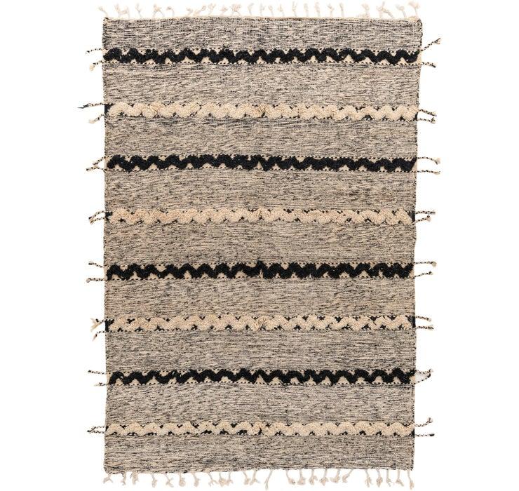 198cm x 292cm Moroccan Rug