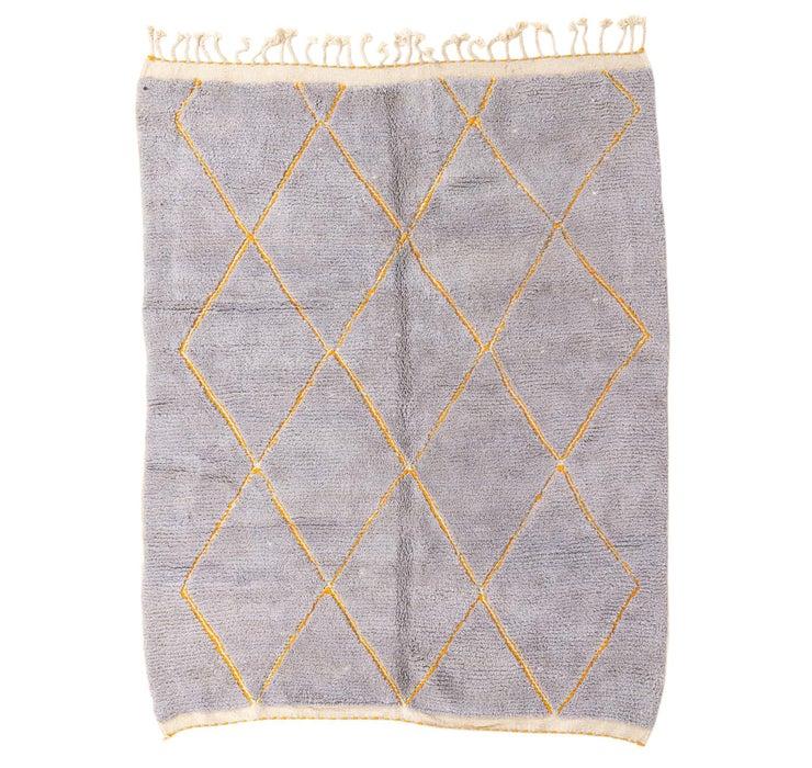 Image of 7' 4 x 9' 2 Moroccan Rug