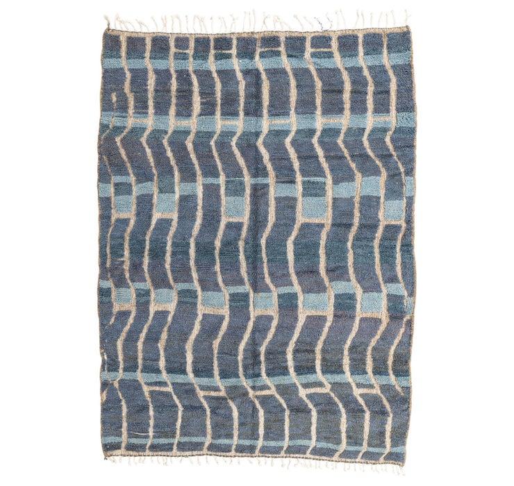 Image of 7' 2 x 9' 7 Moroccan Rug
