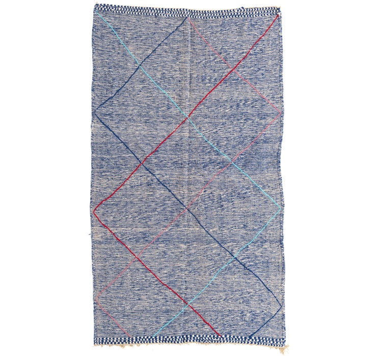 157cm x 275cm Moroccan Rug