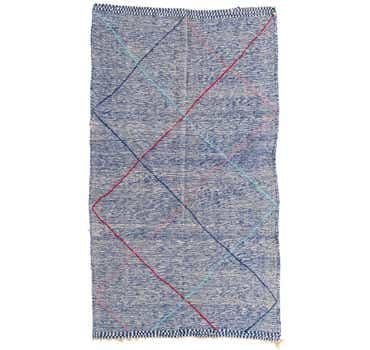 5' 2 x 9' Moroccan Rug