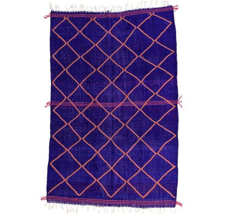 200cm x 305cm Moroccan Rug
