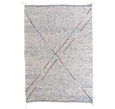 Image of  9' x 13' Moroccan Rug