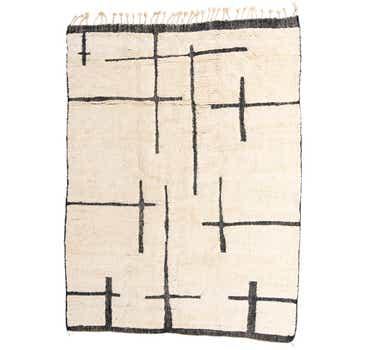 Image of  9' 8 x 12' 8 Moroccan Rug