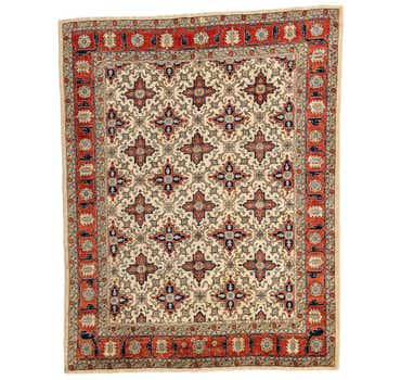 6' 5 x 8' 1 Heriz Persian Rug