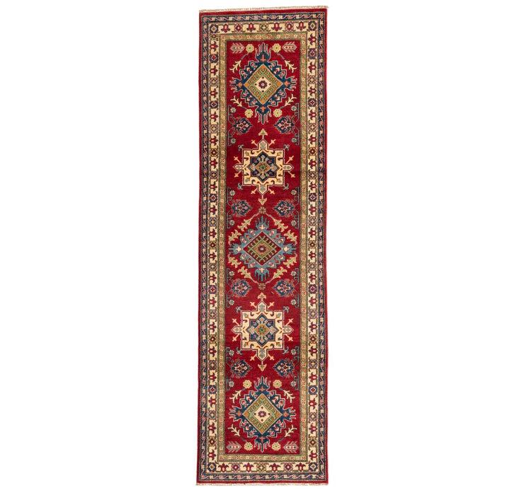 80cm x 295cm Kazak Runner Rug