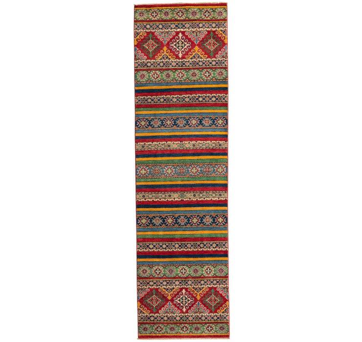80cm x 290cm Kazak Runner Rug