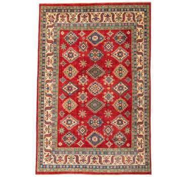6' 6 x 9' 9 Kazak Persian Rug