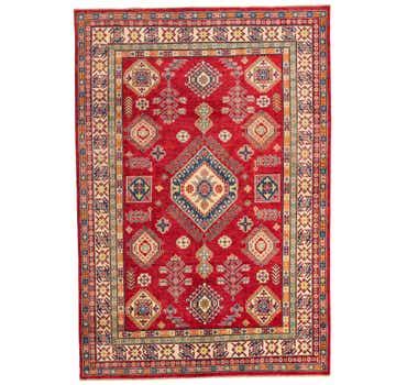 Image of  6' 6 x 9' 6 Kazak Rug