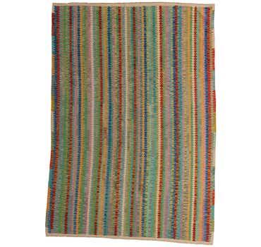 Image of 8' x 11' 5 Kilim Maymana Rug