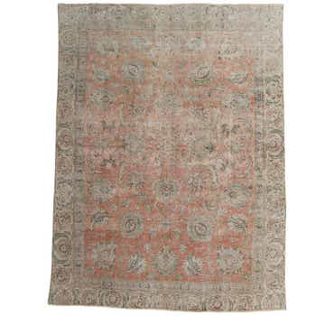 9' 2 x 12' 1 Ultra Vintage Persian Rug