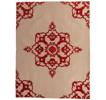 9' 9 x 12' 10 Outdoor Traditional Rug