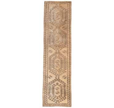 2' 7 x 9' 8 Ultra Vintage Persian R...