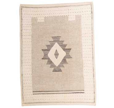 9' 1 x 12' 4 Moroccan Rug