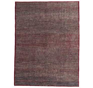 9' 4 x 12' 3 Moroccan Rug